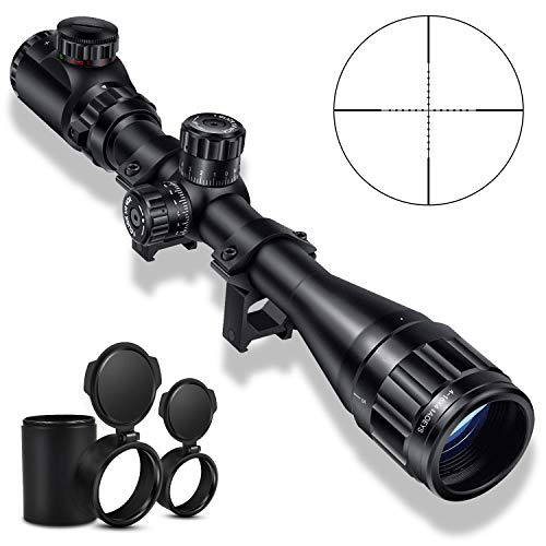 CVLIFE Tactical Rifle Scope with Mounts