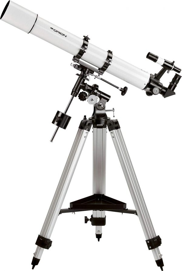 Orion 9024 AstroView Equatorial Refractor Telescope