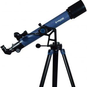 Meade Instruments Star Pro AZ Refractor Telescope - Smartphone Adapter